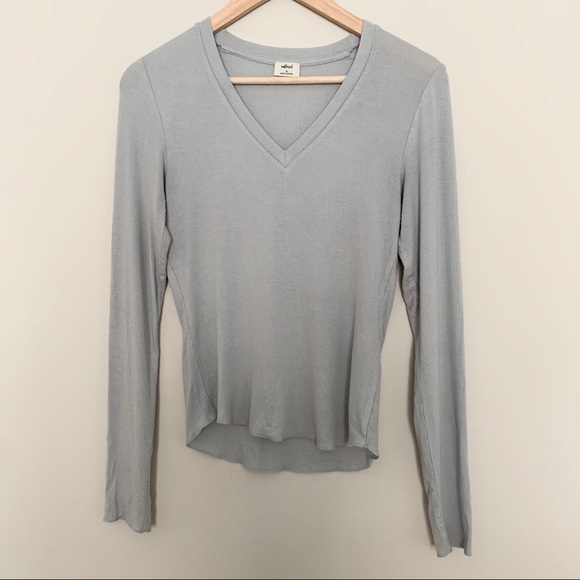 Wilfred - Light Blue Long Sleeve